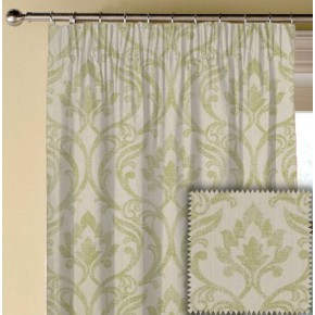 Clarke and Clarke Richmond Leyburn Citrus Made to Measure Curtains