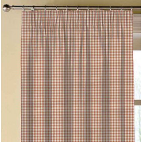 Clarke and Clarke Glenmore Loch Spice Made to Measure Curtains