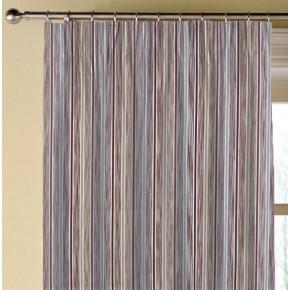 Prestigious Textiles Provence Loiret Paprika Made to Measure Curtains