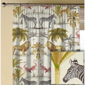 Prestigious Textiles Charterhouse Longleat Seville Made to Measure Curtains