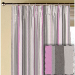 Clarke and Clarke La Vie Lounger Candy Made to Measure Curtains