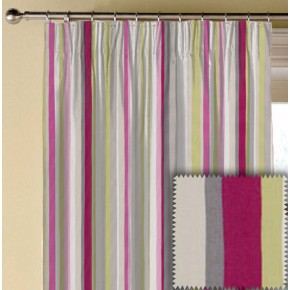 Clarke and Clarke La Vie Lounger Summer Made to Measure Curtains