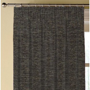 Clarke and Clarke Imperiale Lucania Ebony Made to Measure Curtains