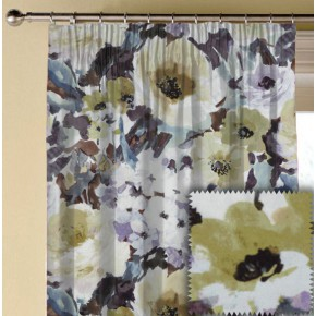 Prestigious Textiles Iona Lucido Lagoon Made to Measure Curtains