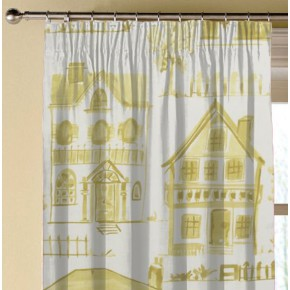Clarke and Clarke Folia Maison Citrus Made to Measure Curtains