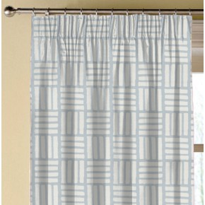 Clarke and Clarke Astrid Malva Sky Made to Measure Curtains