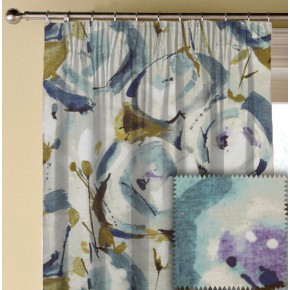 Prestigious Textiles Iona Marsella Lagoon Made to Measure Curtains