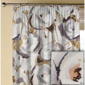 Prestigious Textiles Iona Marsella Umber Made to Measure Curtains