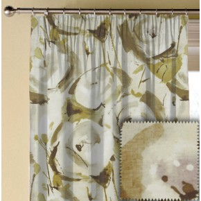 Prestigious Textiles Iona Marsella Willow Made to Measure Curtains
