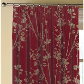 Prestigious Textiles Atrium Meadow Cardinal Made to Measure Curtains