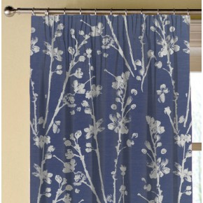 Prestigious Textiles Atrium Meadow Cobalt Made to Measure Curtains