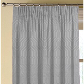 Prestigious Textiles Focus Mercury Zinc Made to Measure Curtains