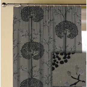 Prestigious Textiles Eden Moonseed Sterling Made to Measure Curtains