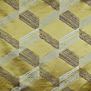 Prestigious Textiles Focus Connect Citron Curtain Fabric