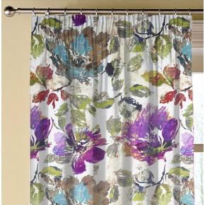 A Prestigious Textiles Decadence Opium Gemstone Made to Measure Curtains