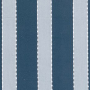 Clarke and Clarke Storybook Corduroy Stripe Blue Curtain Fabric