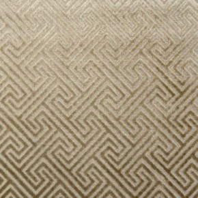 Clarke and Clarke Academy Velvets Cosimo Taupe Curtain Fabric