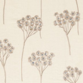 Clarke and Clarke Wild Garden Cowslip Mineral Made to Measure Curtains