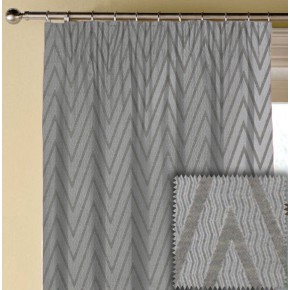 Prestigious Textiles Metro Peak Anthracite Made to Measure Curtains