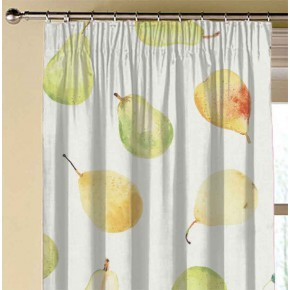 A Village Life  Pears Cream  Made to Measure Curtains