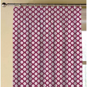 Prestigious Textiles Annika Pia Amethyst Made to Measure Curtains
