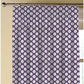 Prestigious Textiles Annika Pia Violet Made to Measure Curtains
