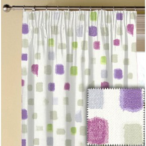 Prestigious Textiles Pickle Pip Lavender Made to Measure Curtains