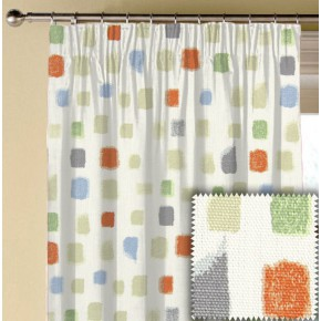 Prestigious Textiles Pickle Pip Paprika Made to Measure Curtains