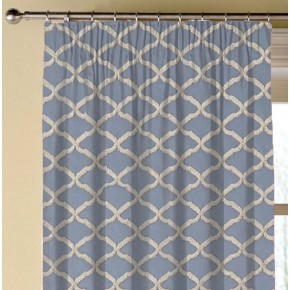 Clarke and Clarke Imperiale Reggio Chicory Made to Measure Curtains