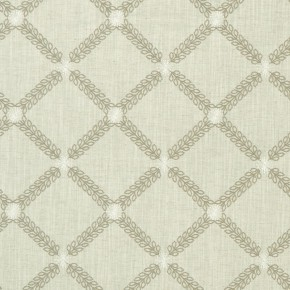Bloomsbury Cressida Natural Curtain Fabric