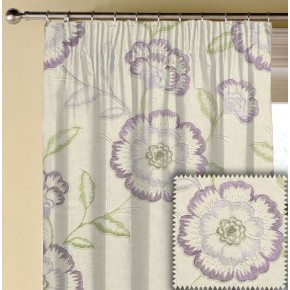 Clarke and Clarke Richmond Richmond Heather Made to Measure Curtains