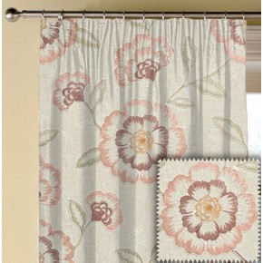 Clarke and Clarke Richmond Richmond Spice Made to Measure Curtains