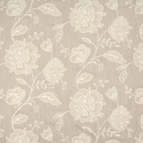 Prestigious Textiles Canvas Crochet Natural Made to Measure Curtains
