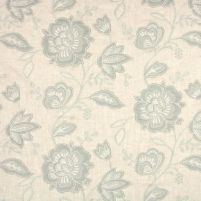 Prestigious Textiles Canvas Crochet Peppermint Made to Measure Curtains