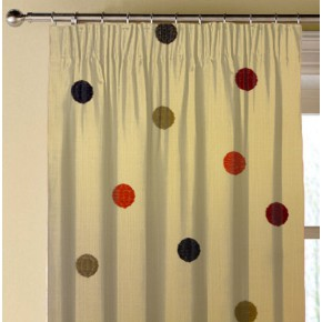 Prestigious Textiles Jubilee Sandringham Spice Made to Measure Curtains