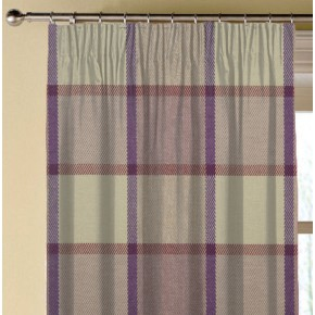Prestigious Textiles Highlands Solway Thistle Made to Measure Curtains