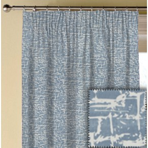 Prestigious Textiles SouthBank Spitalfields Denim Made to Measure Curtains