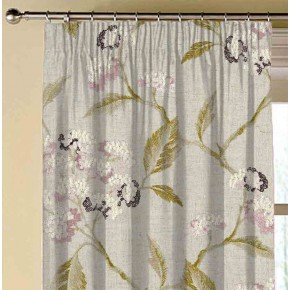 Avebury Summerby Damson Made to Measure Curtains