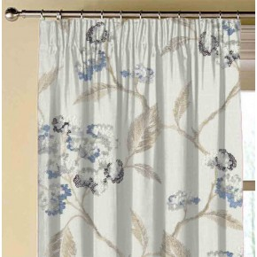 Avebury Summerby Denim Made to Measure Curtains