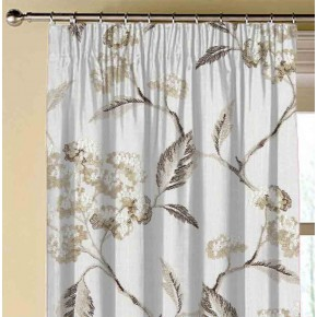 Avebury Summerby Natural Made to Measure Curtains