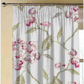 Avebury Summerby Raspberry Made to Measure Curtains