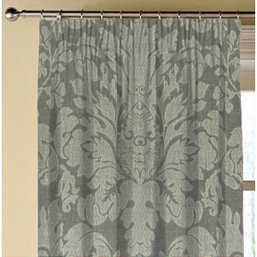 Clarke and Clarke  Colony Valentina Ash Made to Measure Curtains