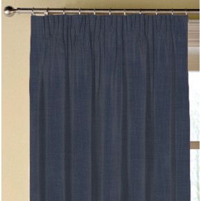 Clarke and Clarke Vienna Navy Made to Measure Curtains