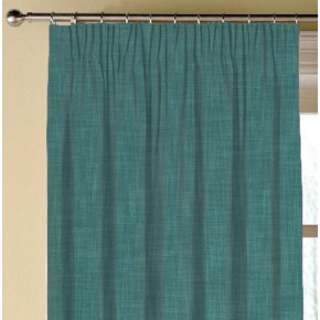 Clarke and Clarke Vienna Teal Made to Measure Curtains