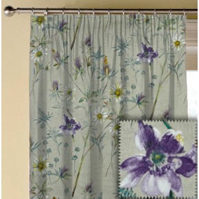 Prestigious Textiles Ambleside Wordsworth Foxglove Made to Measure Curtains