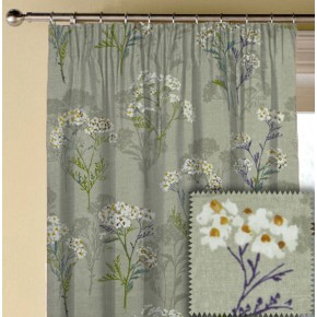 Prestigious Textiles Ambleside Yarrow Foxglove Made to Measure Curtains