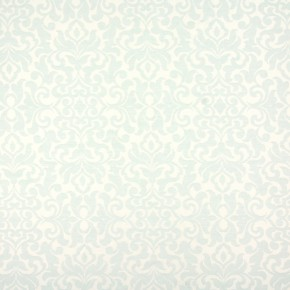 Prestigious Textiles Canvas Damask Peppermint Curtain Fabric