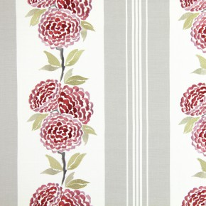 Pemberley Darcy Cherry Made to Measure Curtains