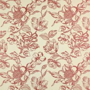 Prestigious Textiles Templeton Darwin Cranberry Cushion Covers