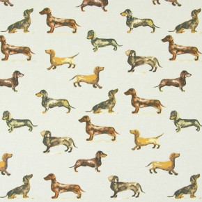 Country Fair Daxi Linen Curtain Fabric